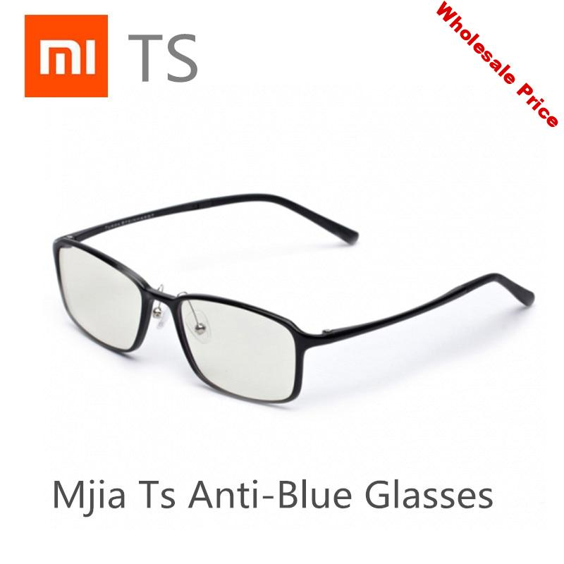 Xiaomi Mijia TS Anti-Blue Glasses Goggles Glasses Anti Blue Ray UV Fatigue Proof Eye Protector Mi Home TS Glasses