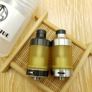 415 RTA Atomizer Electronic Cigarette 4.5ml Huge Capacity 316 Stainless Steel 22mm 415 MTL Vape Tank for 510 Mods