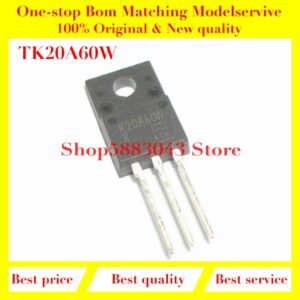 K20A60W TK20A60W 10PCS/LOT New Original