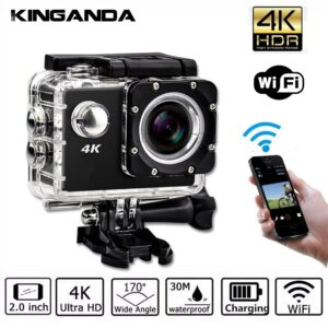 1080P Digital Professional Photo Vlog Camera For Video 4K UHD Action Sport Video Camera WiFi Camcorders For Tik Tok Recording