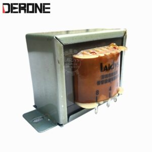 Audio output transformer 8-10W 3.5K/5.2K-6K 0-4-8ohm  for Single-ended Tube amp 6P3P EL84 EL34  6L6G  KT66 KT88 6V6 6550