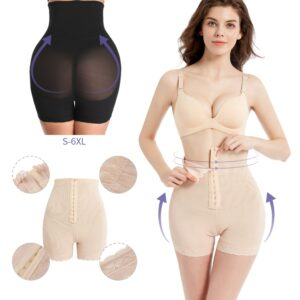 Postpartum Girdles Women High Waist Slimming Panties Tummy Control Knickers Briefs Shapewear Underwear Body Shaper Butt Lifter