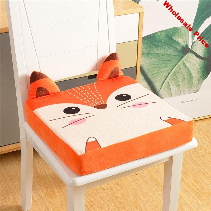 Kids Booster Seat Baby Dining Chair Booster Cushion Removable Kids High Chair Pad Chair Heightening Child Chair Increase Seat