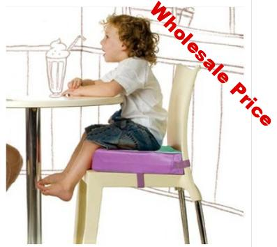 Baby Kids Children Dining Chair Booster Cushion Seats Dismountable and Adjustable Booster Seat Highchair Mat