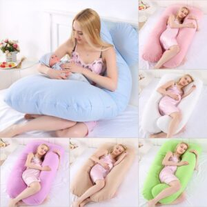 Pregnant Sleeping Support Pillow For Pregnant Women Body C Shaped Maternity Baby Nursing Side Sleepers Pillows Bedding Sleepers