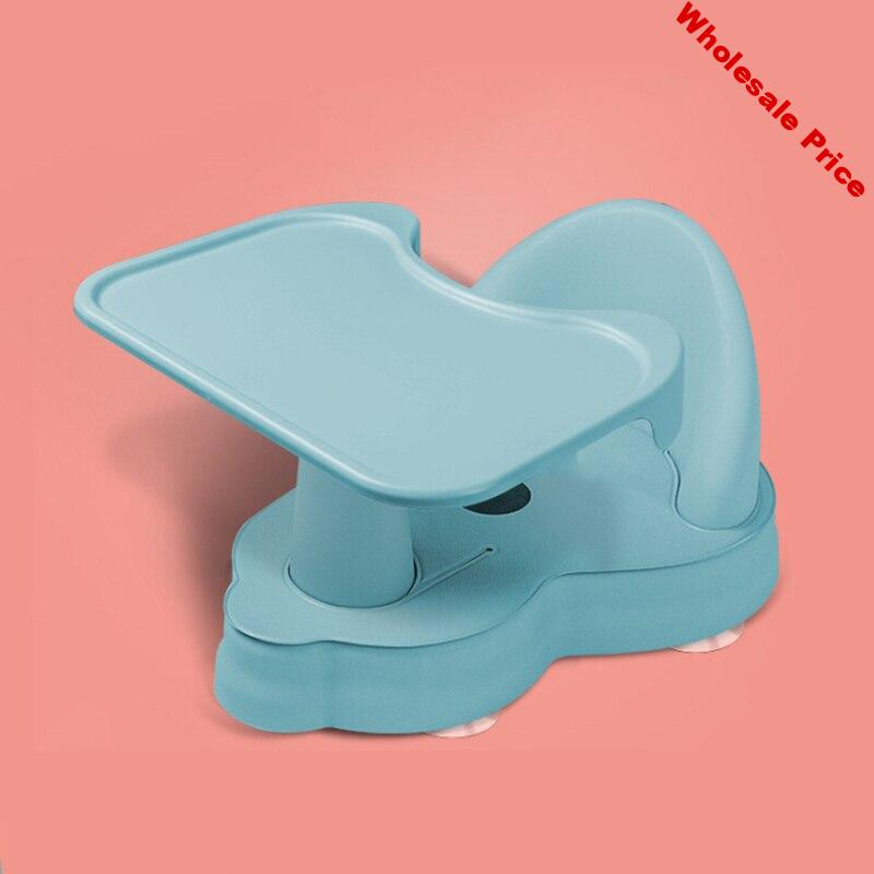 Non-slip Baby Care Bath Accessory Anti Slip Chair New Baby Bath Tub Ring Seat Infant Child Toddler Kids
