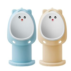 Baby Toilet Child Boy Standing Wall Mounted Urinal Children's Urinal Toilet Child Urine Artifact Eco-friendly PP Material