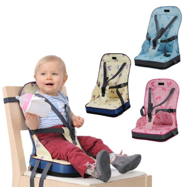 High Quality Foldable Baby Dining Chair Bag Portable Chair Portable Dining Chair Bag Bib Mummy Bag Organizer