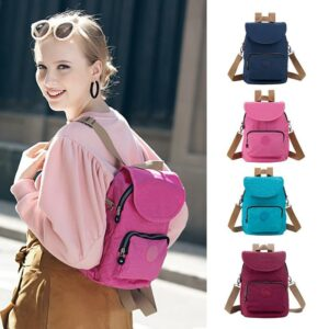 Fashion Mini Mummy Maternity Nappy Bag Lightweight  Baby Bag Travel Backpack Desinger Nursing Bag for Baby Care