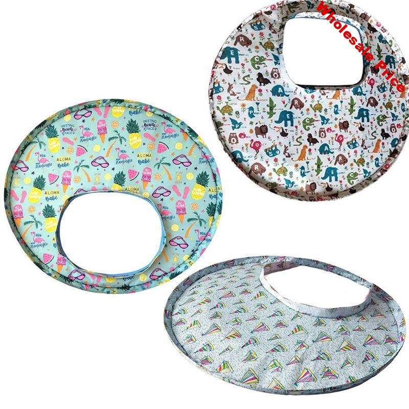 Baby Feeding Saucer High Chair Cover Prevents Food and Toys Falling to Floor Pad K1MA 2020 New