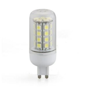 10 pcs 5W G9 LED Corn Lights 36SMD 5050 300 lm Corn Bulb spotlight led corn led Lamp Bulb 360 degrees AC 220 Energy Saving