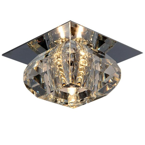 Ceiling Lights Aisle Crystal LED Square Modern simplicity Flush Mount decoration Light FixtureHallway Living Room Foyer