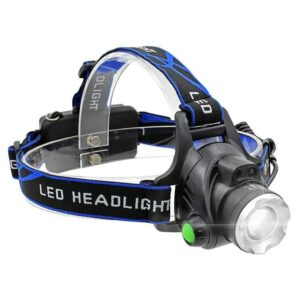 Headlamps 1000lumens Led Headlamp L T6 Zoomable Headlight Head Torch Flashlight Head lamp by 18650 battery for Fishing Hunting