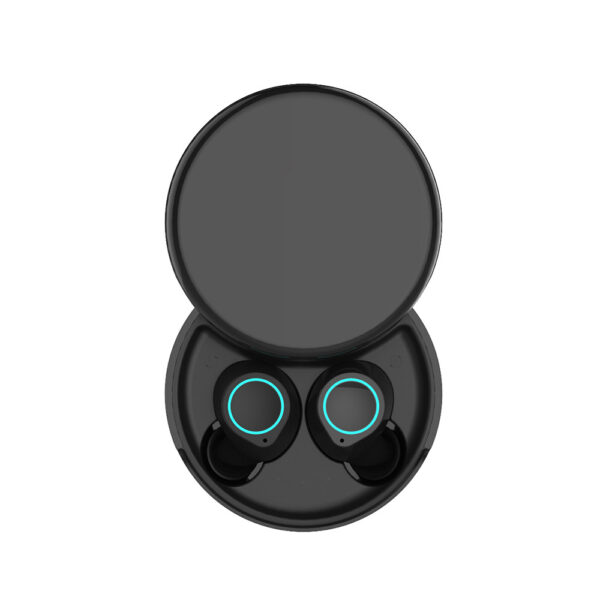 Bakeey Mini TWS Wireless bluetooth 5.0 Stereo HiFi Sport Noise Reduction In-ear Earbuds Earphone with Charging Case with Mic