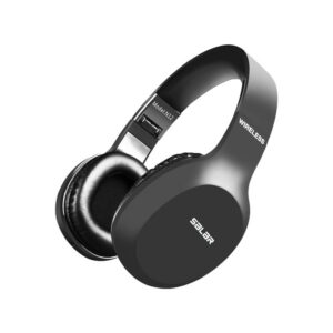 Portable Foldable Wireless bluetooth Headphone Heavy Bass Stereo Headset with Mic for iPhone