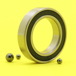 6804RS Hybrid Ceramic Bearing 20*32*7 mm ABEC-5 1PC Bicycle Bottom Brackets & Spares 6804 RS 2RS Si3N4 Ball Bearings 6804-2RS