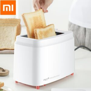 Xiaomi Automatic Electrical Meal Makin 'bread Toaster Sand Breakfast Tool For Families 9 Adjustable Marches
