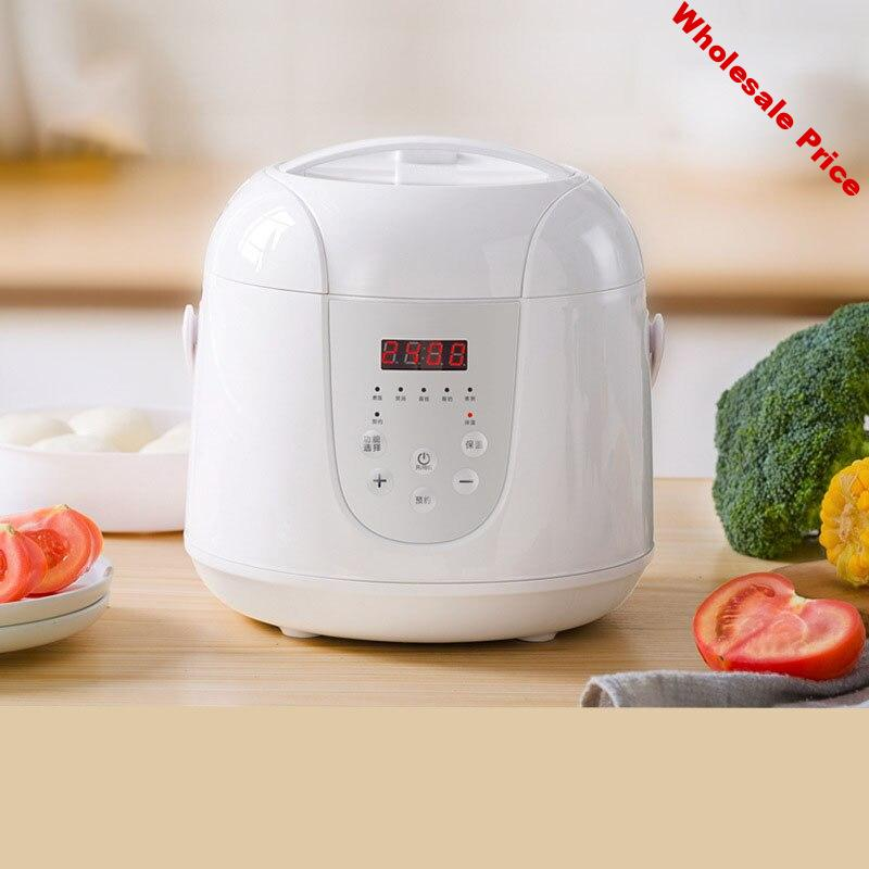 Electric Rice Cooker Intelligent Automatic Household Kitchen Cooker 3-4 people Steamer Cooker Appointment timing Smartpot