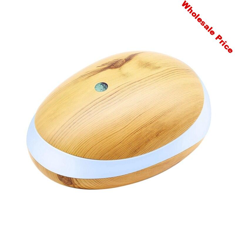 Essential Oil Diffuser Colorful Environmental Mouse Fragrance Lamp Night Lamp Home Aroma Ultrasonic Aroma Air Humidifier Light W