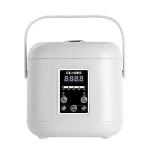 3L 220V Electric Cooker Household Smart Mini Reservation Small Single Cook Congee Rice Cooker