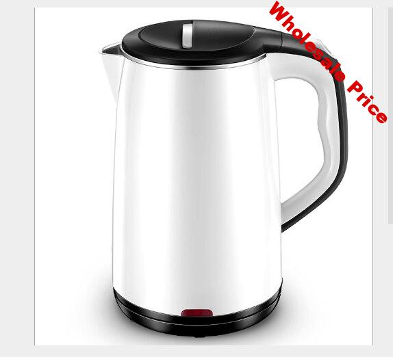 1.8L Food grade electric kettle all stainless steel fast electric kettle Automatically cut off the electric kettle