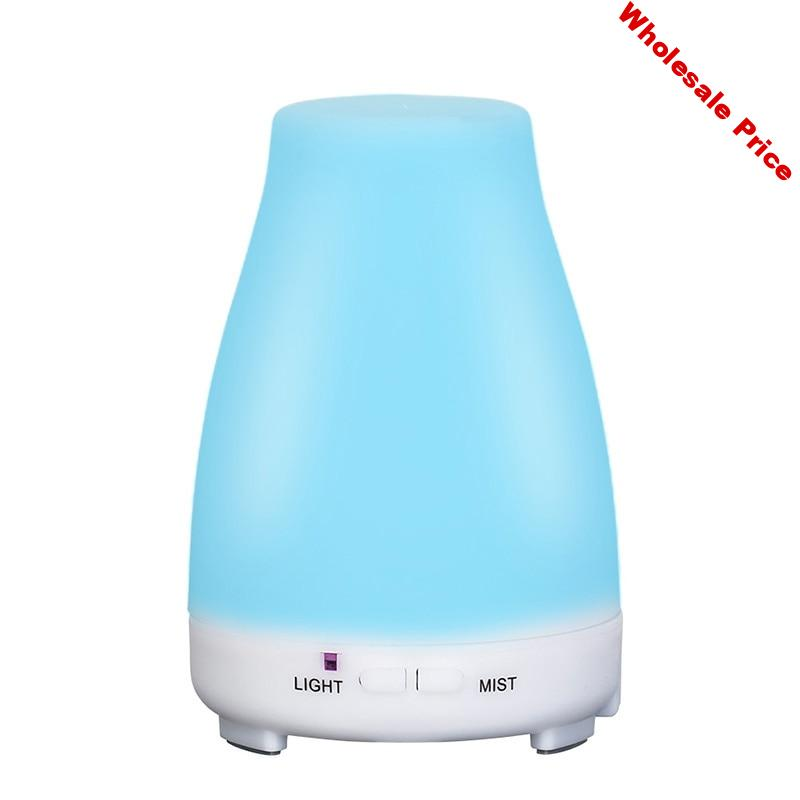200 ML Ultrasonic Air Humidifier  Electric Aroma Essential Oil Diffuser Grain Aromatherapy Essential Oil Cool Mist Humidifier