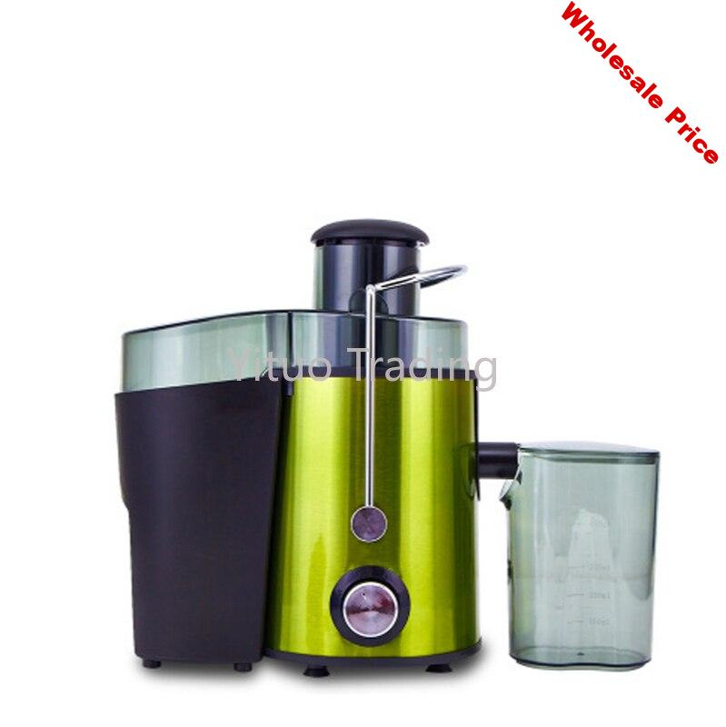 Multifunctional Household Juicer  Mini Automatic Fruit and Vegetable Juice Machine Fruit Machine Residue and Juice Separation
