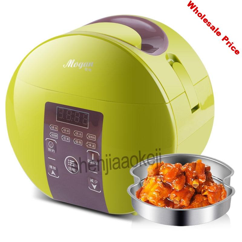 1pc Smart Mini Rice Cooker household intelligent multi-function Cookware GL-166 home 1.8L small rice cookers 2-3 people 220v250w