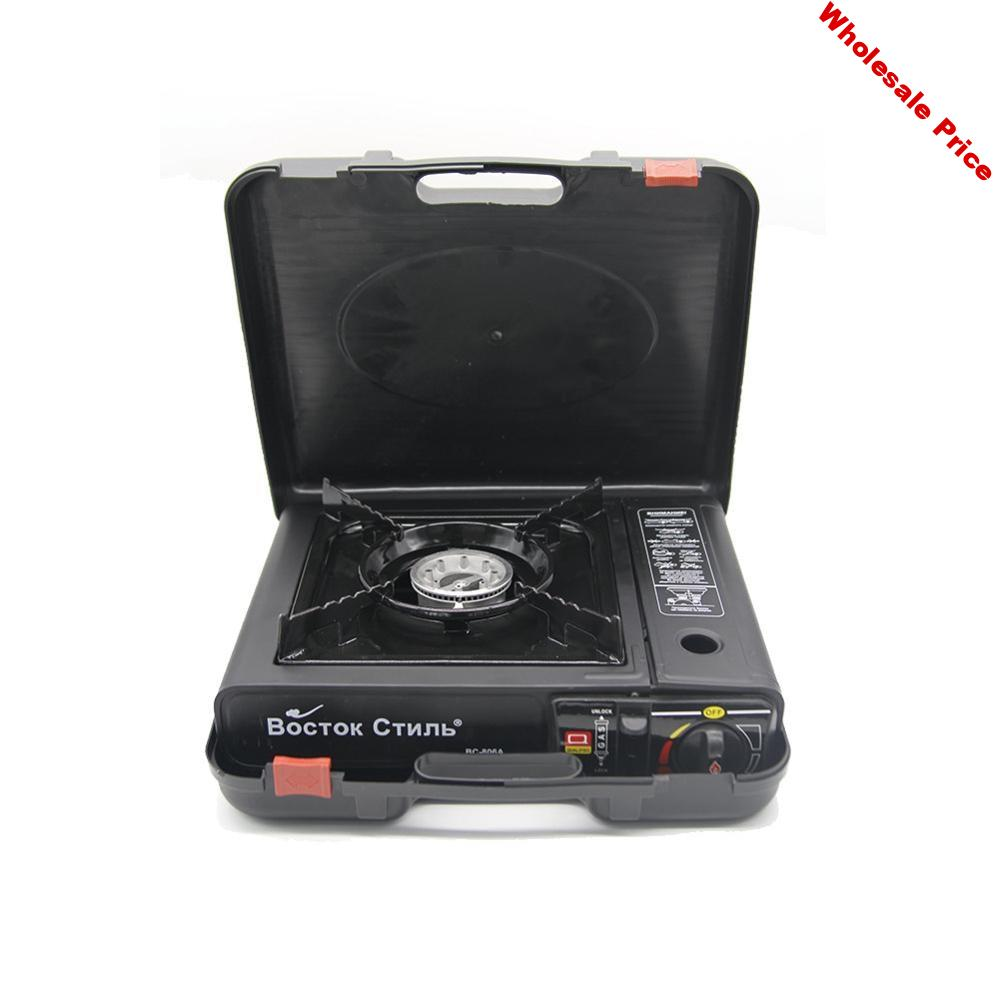 Hot Sle Gas Stove Folding Cooking Furnace Stove Camping Gas Stove Split Gas Furnace Gas