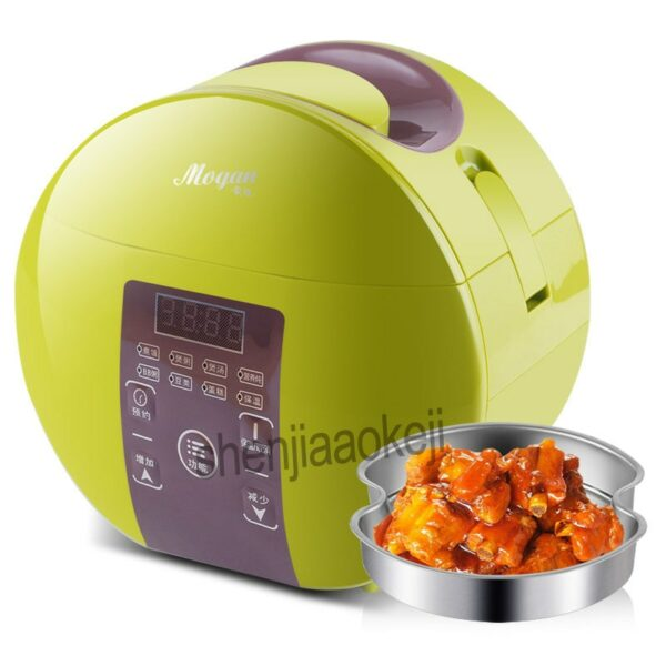 GL-166 Home intelligent multi-function Cookware GL-166 home 1.8L small rice cookers Smart Mini Rice Cooker 2-3 people 220v 250w