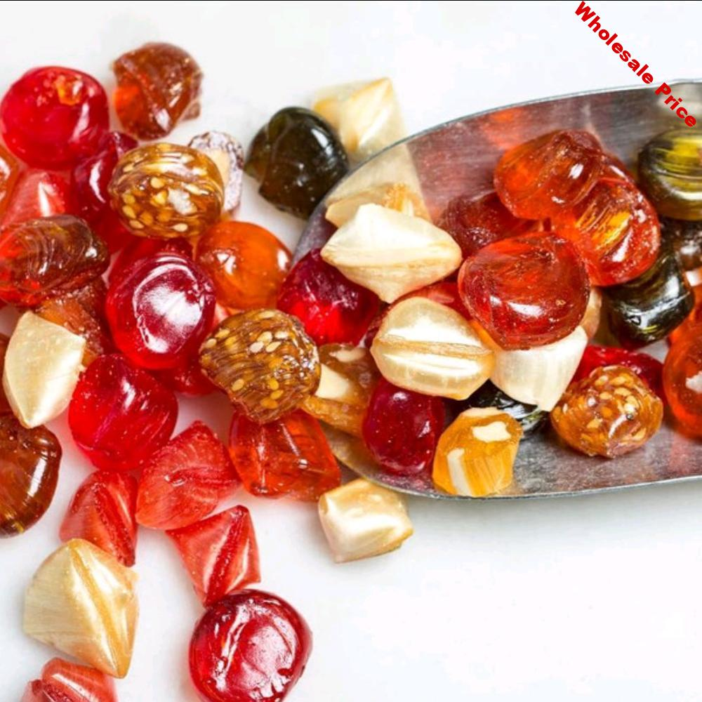 HARD CANDY MIX FLAVOURED Handmade Unique taste Turkish and Ottoman cuisines delicious healthy  made in turkey free shipping