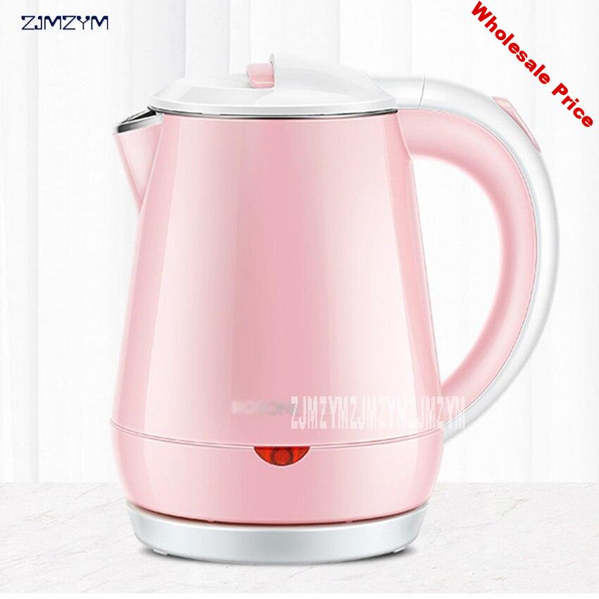 600ml SL-0622-02 mini portable electric kettle with automatic power cut small power room water kettle 220V