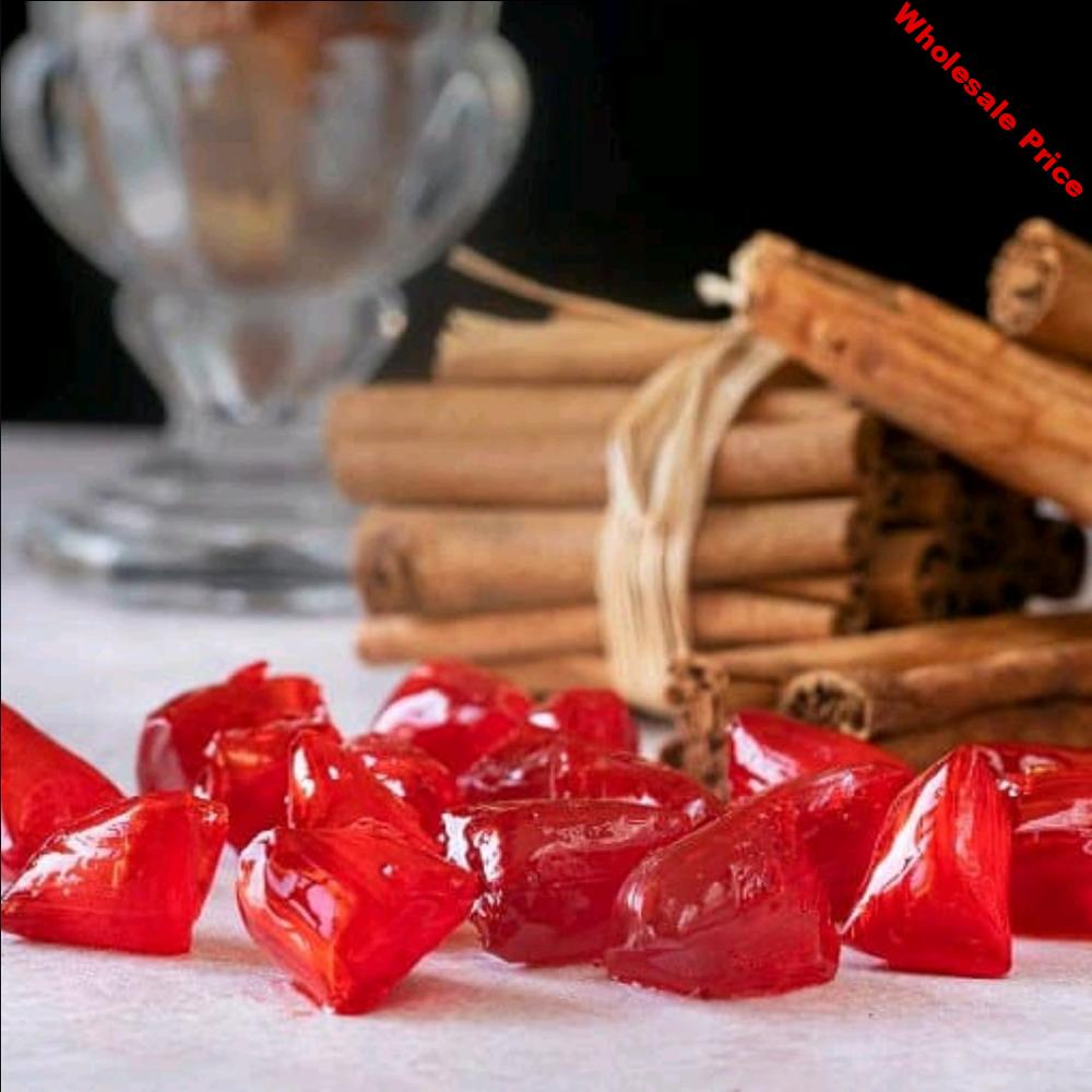 HARD CANDY CINNAMON FLAVOURED Handmade Unique taste Turkish and Ottoman cuisines delicious healthy  made in turkey free shipping
