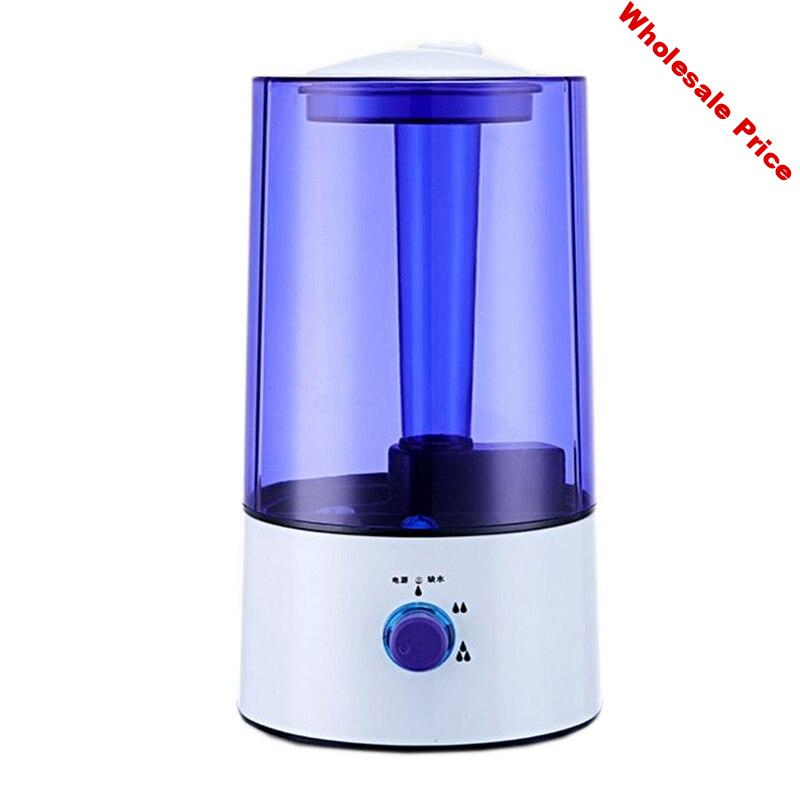 Hot TOD-Led Night Light Sprayer 4L Air Humidifier Ultrasonic Aroma Diffuser Humidifier for Home Essential Oil Diffuser Mist Make