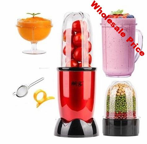 Multifunctional Electric Juicer Mini Household Automatic Blender Juicer Machine High Quality baby food processor
