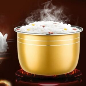 3L 4L 5L rice cooker tank for intelligent control rice cookers pot gold inner tank energy gathering bowl
