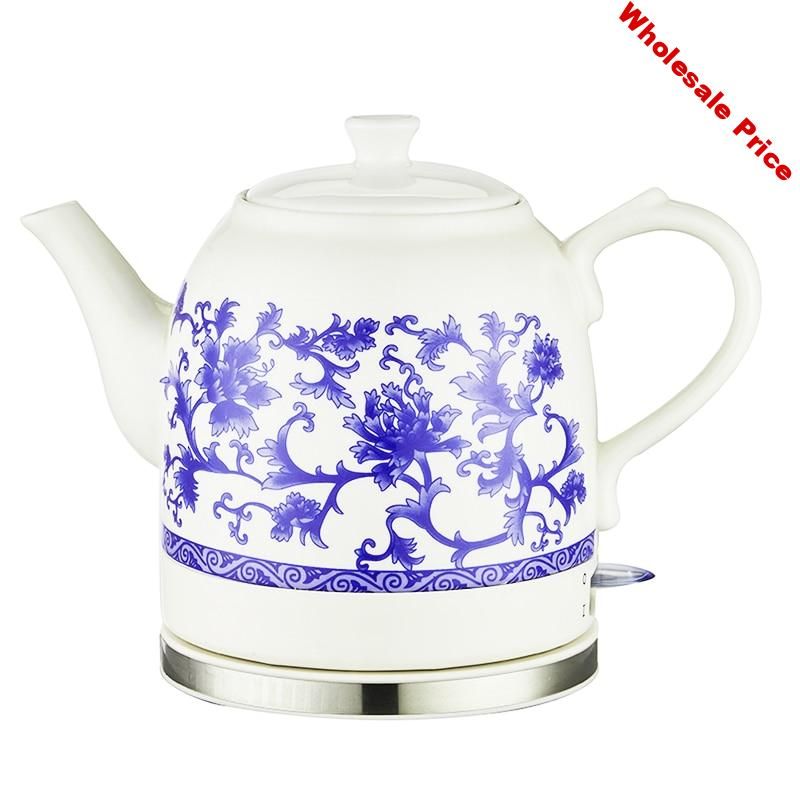 CUKYI Electric Ceramic kettle Water Boiler Water Heating Device teapot electric kettle automatic power off 220V  EU US plug