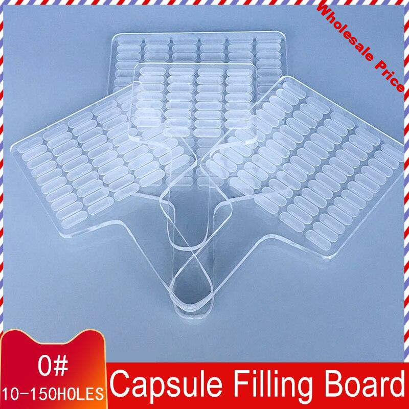 0-30 Hole Multi-size Tablet Counting Board