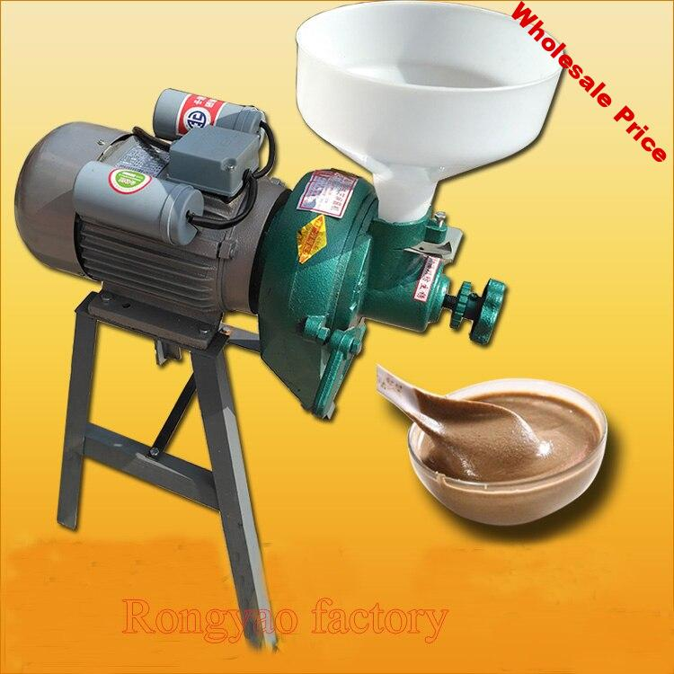 Peanut Butter Grinding Machine  Spare Parts Disc Electric Stone Grinding Wheel