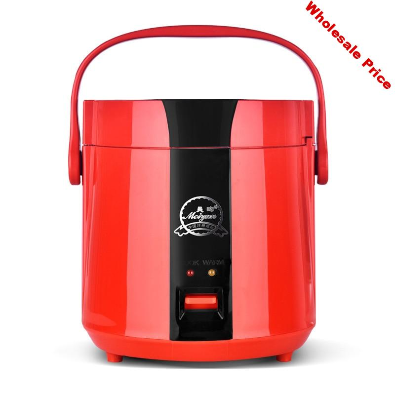 1.2L Lunch Box Electric Mini Rice Cooker Non-Stick Multi-function Electric Rice Cooker  Heat Preservation Kitchen Dinnerware