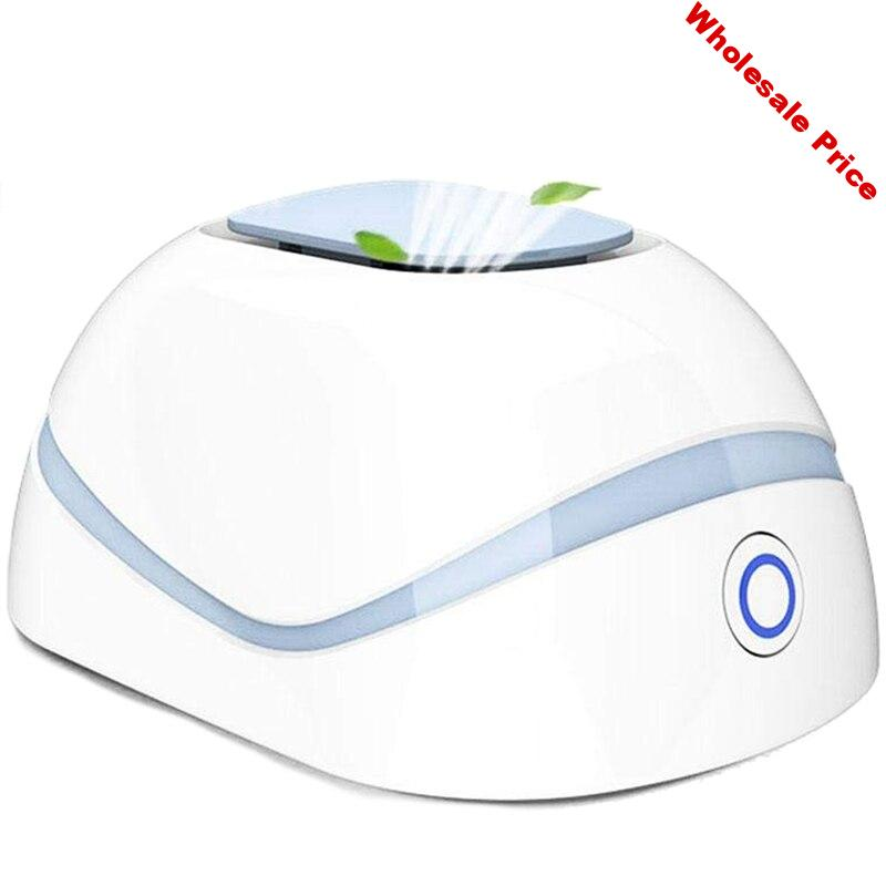 EAS-Compact Ionic HEPA Air Purifier - Quietly Ionizes and Purifies Air to Reduce Odor and Allergies From Mold