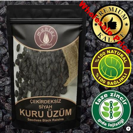 SEEDLESS BLACK GRAPE (1 KG) - NEW CROP - 100% NATURAL AND HEALTHY