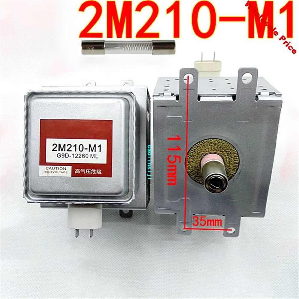 2M210-M1 Microwave Magnetron for Panasonic Microwave Oven Replacement Spare Parts Refurbished OM75S(31)