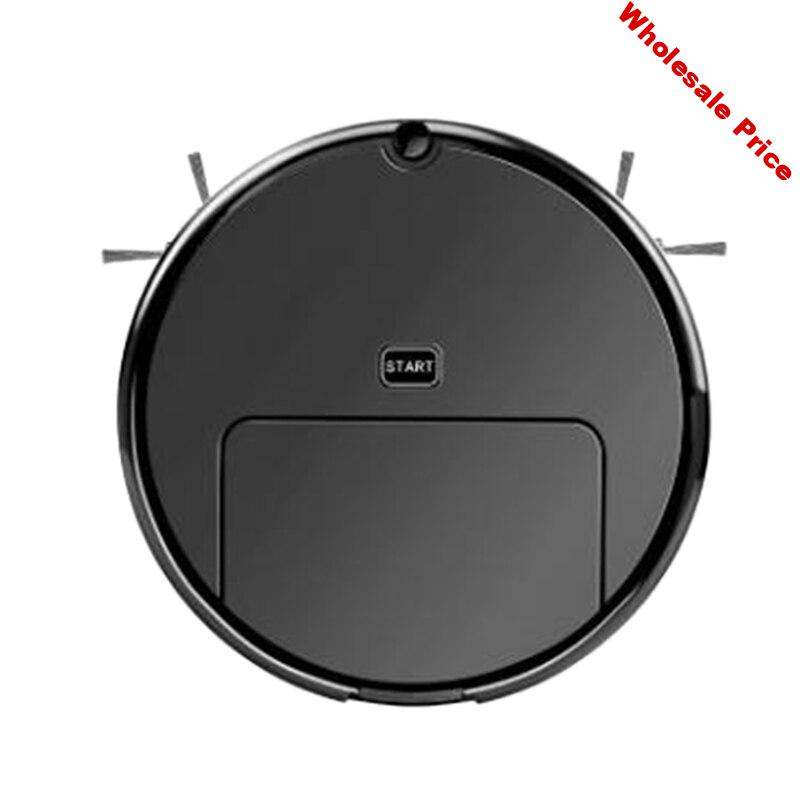 3 in 1 Smart Robot Vacuum Cleaner Home Office ing Robot  Suction Drag Machine 1200Pa Wet Dry Vacuum Cleaner