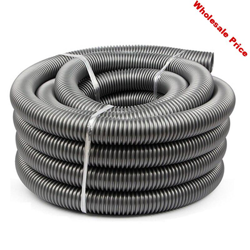 Inner 40mm/Outer48mm Universal Vacuum Cleaner Household Threaded Tube Pipe Bellows Industy Vacuum Cleaner Parts Hose Bellows