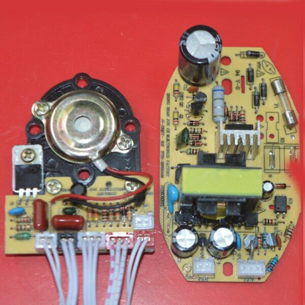 Replacement Humidifier Power Board Set Accessories 38V 20W Humidifiers Control Circuit Board Easy To Replacement