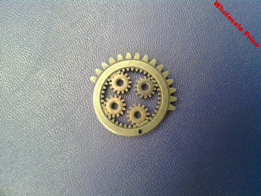 The 0.5 module of the 40T gear one