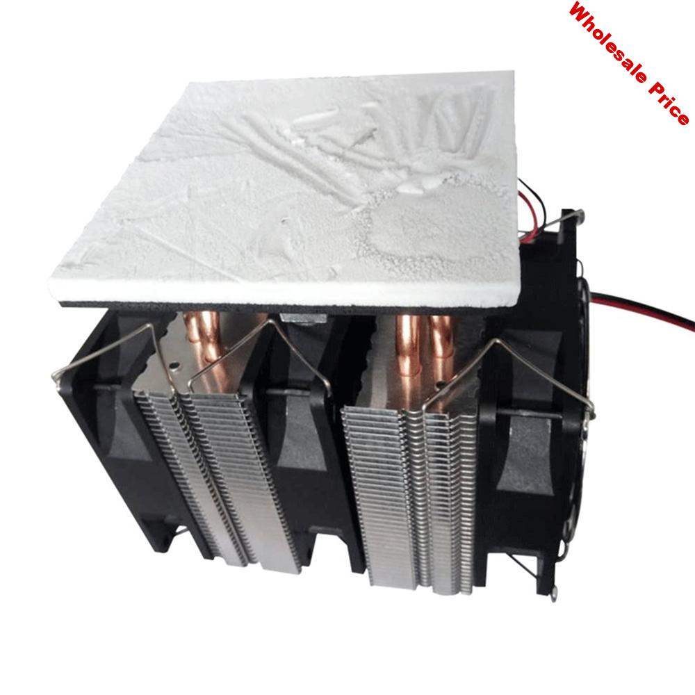 12V 240W Peltier Chip Semiconductor Cooling Plate Refrigerator Large Power Assisted Computer Cooling Plate