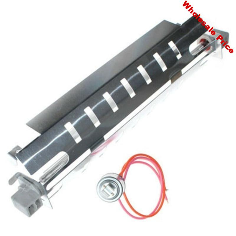 WR51X10055 Defrost Heater + Thermostats Kit for GE Hotspot Refrigerator Premiums Refrigerator Replacement Parts