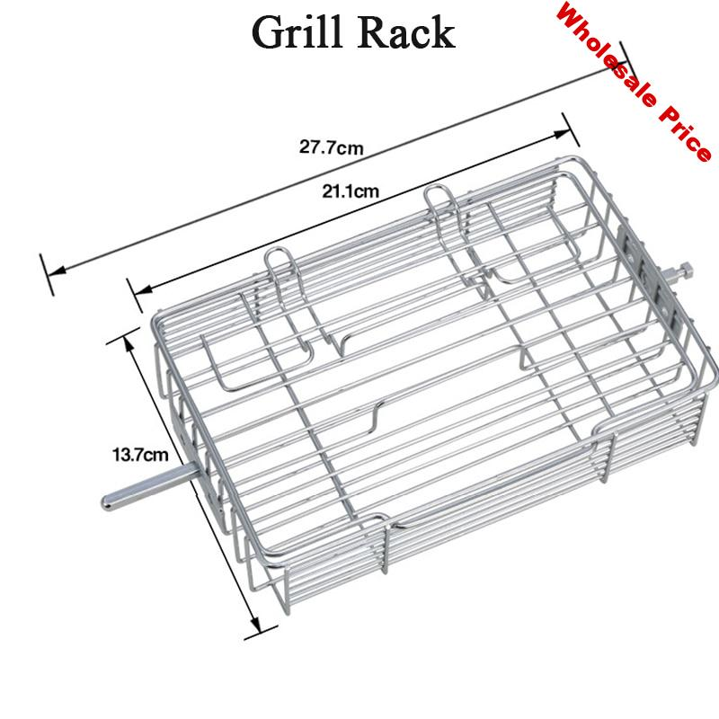 Microwave Oven Rack Empty Grid High Chassis Fried Shelf Bracket Air Fryer Electric Cooker Accessories Grill Rack